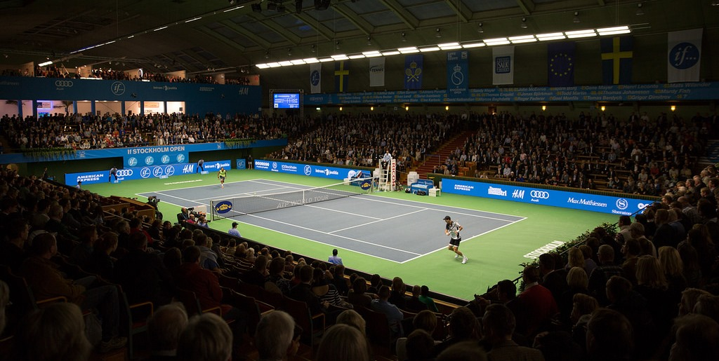Intrum Stockholm Open – I´m On Fire – Tennis Tours
